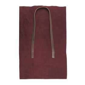 CanSac large tote bag / Burgundy