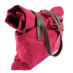 CanSac large tote bag / Cerise