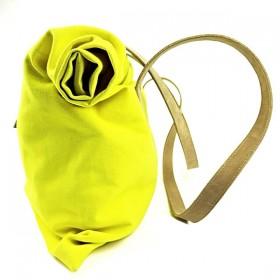 Cansac large tote bag / Lemon